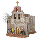 Halloween Village - Day Of The Dead Church