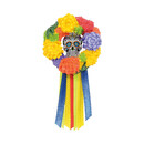 Halloween Village - Day Of The Dead Wreaths