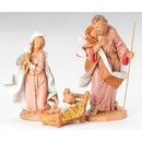 12'' Holy Family (3pc)