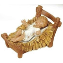12'' Infant & Cradle