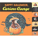 Happy Halloween, Curious George Board Book