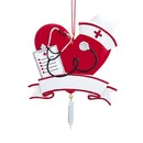 Nurse Heart Ornament