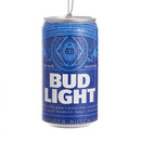 Budweiser(r) Bud Light Beer Can Ornament