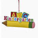 Kindergarten Personalization Ornament