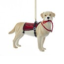 Service Dog Ornament For Personalization