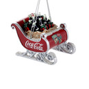 Coca-cola(r) Sleigh Ornament