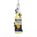Corona(r) Bottle With Christmas Light Strand Bulb Garland Ornament