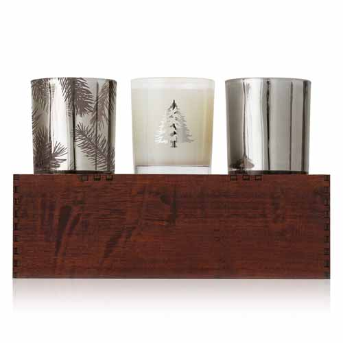 Frasir Fir Candle Trio