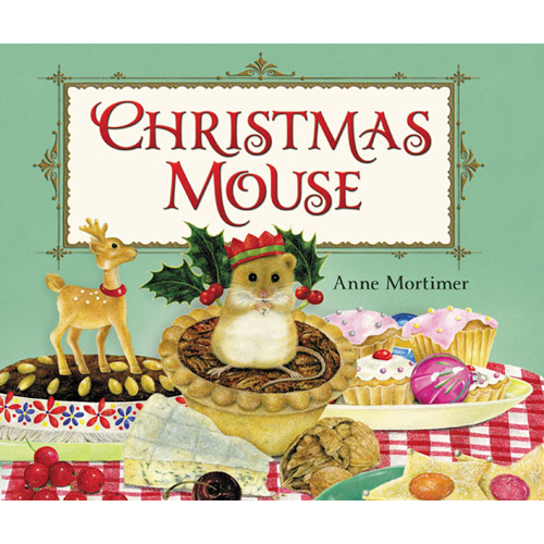 Christmas Mouse Book