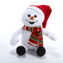 Laughing Snowman With Farting Sound