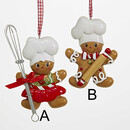 Gingerbread Boy/girl Ornament