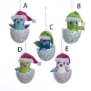 Hatchimals(tm) With Hat Ornaments, 5 Assorted