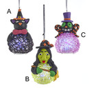 Battery-operated Led Halloween Ornament