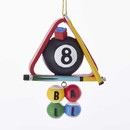 Billiards Ornament