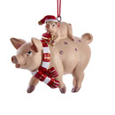 Pig And Piglet Ornament