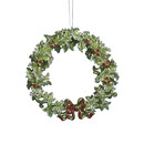 Green Wreath Ornament