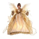 Gold Angel Treetopper