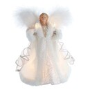 White Angel Treetopper