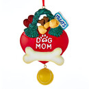 Dog Mom Ornament For Personalization