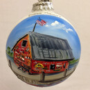 Anderson's Dock Glass Ball Ornament