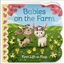 Babies on the Farm Board Book