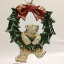 David Frykman Polar Bear Ornament