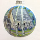 The Clearing Glass Ball Ornament