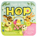 HOP Peek-a-flap Board Book