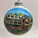 The Ridges Sanctuary Glass Ball Ornament