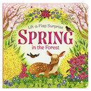 Surprise Spring in the Forest Board Book