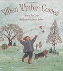 When Winter Comes by Nancy Van Laan